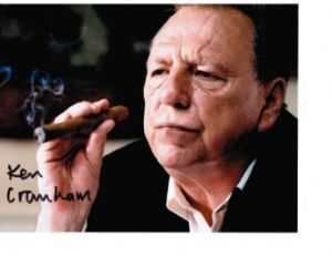 Kenneth Cranham signed autograph with COA
